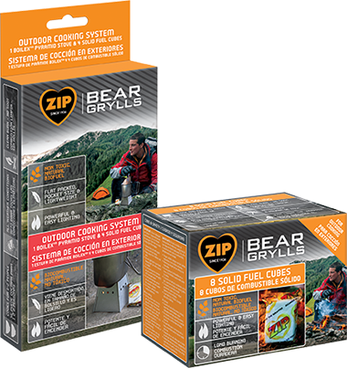Bear Grylls Product