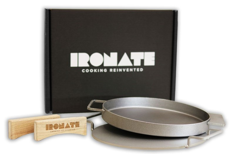 Ironate Product Shot (Custom)